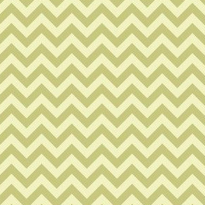 Third Melon Chevron