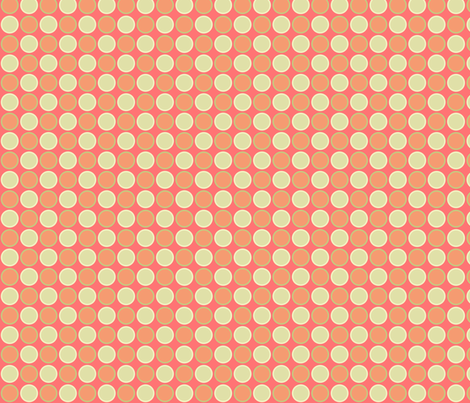 More Melon Balls fabric by sugarxvice on Spoonflower - custom fabric