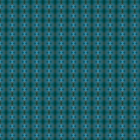 Blue Danube fabric by winterblossom on Spoonflower - custom fabric