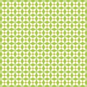 Teardrops Green