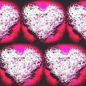 Shreaded Heart dark