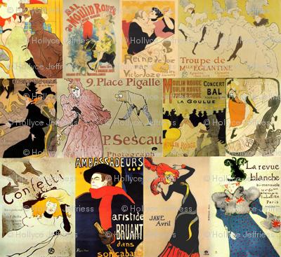 Toulouse Lautrec Posters Petit