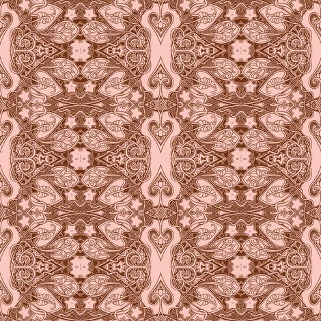 Dog Gone Diamond and Spade Jubilee fabric by edsel2084 on Spoonflower - custom fabric