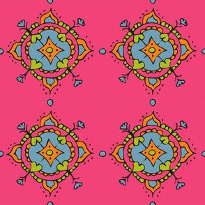 Happy - Pink