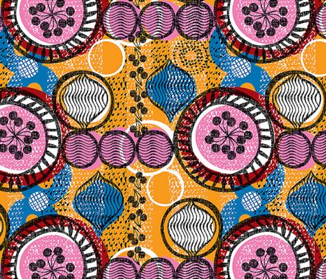 bloom-African