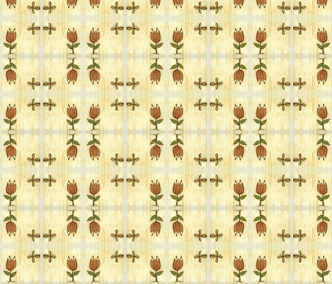tulip_fabric fabric by robin006 on Spoonflower - custom fabric