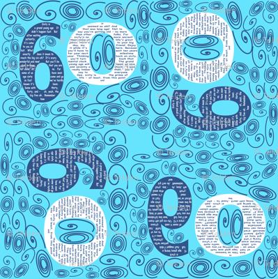 Funny 60th Birthday Fabric With Original Poem