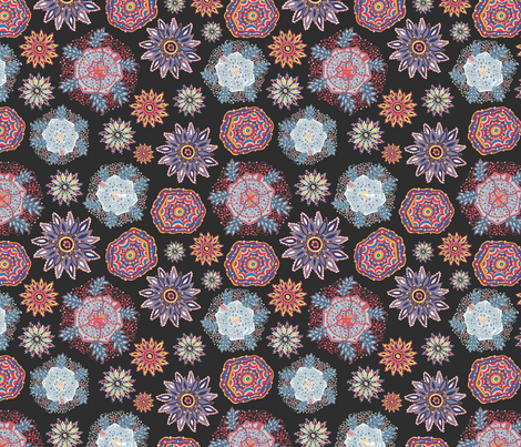 magic_life fabric by kirsten_miller on Spoonflower - custom fabric