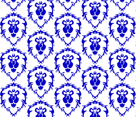 For the Alliance fabric by nerdbaitplus3 on Spoonflower - custom fabric