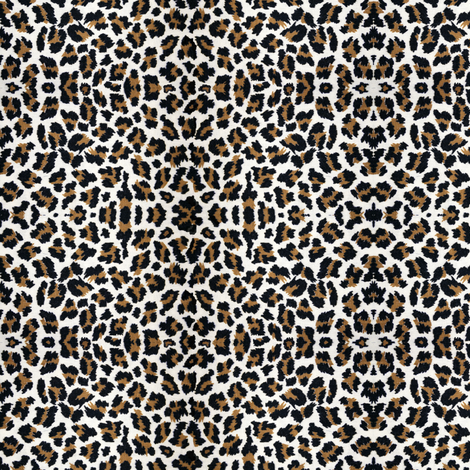 Sweet Leopard SUGAR sack Paris Bebe fabric by parisbebe_com on Spoonflower - custom fabric