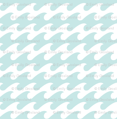 watery houndstooth