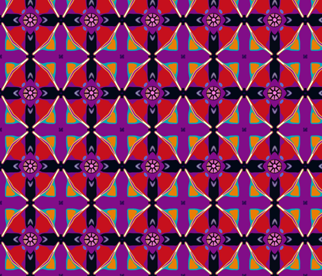 Asase Ya  fabric by rubyhraefen on Spoonflower - custom fabric