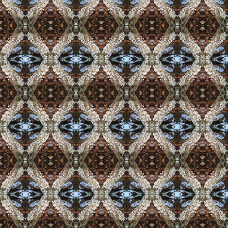 Funghi fabric by taztige on Spoonflower - custom fabric