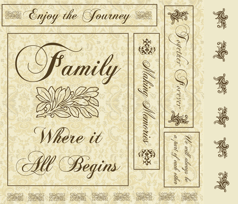 Family42x36 fabric by jo_ellen on Spoonflower - custom fabric