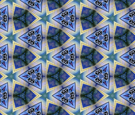 Astral Plane  #1 fabric by efabrics on Spoonflower - custom fabric