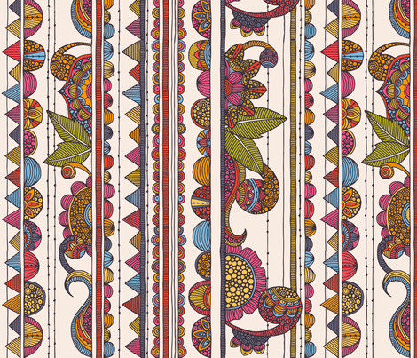 Oxaca fabric by valentinaharper on Spoonflower - custom fabric