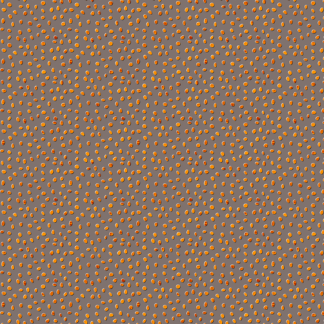 sketch_texture_dots_gilded_mink fabric by glimmericks on Spoonflower - custom fabric