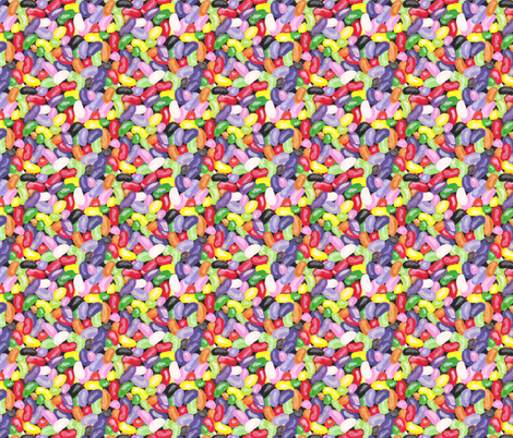 jellybeanssmall fabric by loquat on Spoonflower - custom fabric