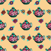 Whimsical Teapots