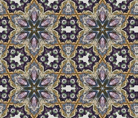 Savannah Rose fabric by efabrics on Spoonflower - custom fabric
