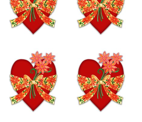 Heartwithbowspoonflowernormalplainredfix_copy_shop_preview