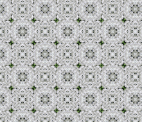 Snowflake Blocks fabric by kstarbuck on Spoonflower - custom fabric