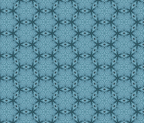 Blue Texture fabric by kstarbuck on Spoonflower - custom fabric