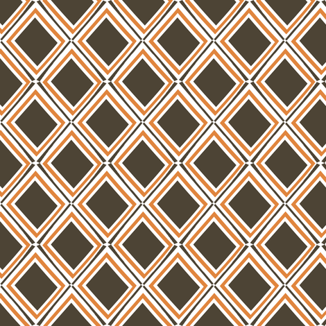 African Nursery Geometrics fabric by natitys on Spoonflower - custom fabric