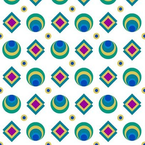 Peacock Pattern