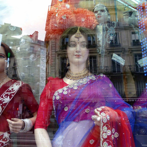 Sari Shop, Paris