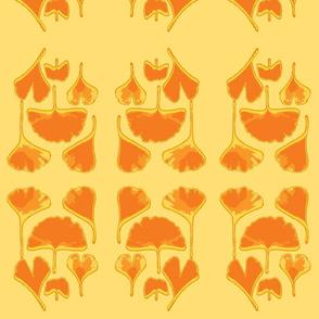 Ginko-oranges