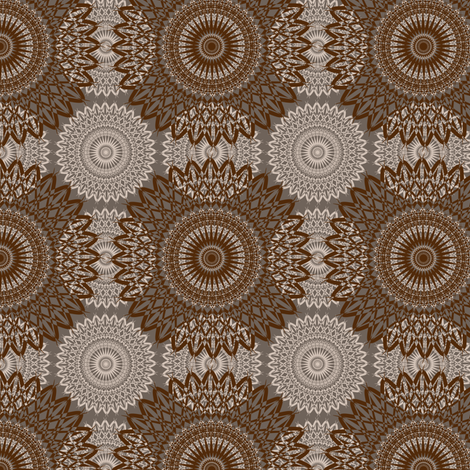Grandma Neo - Desert fabric by telden on Spoonflower - custom fabric