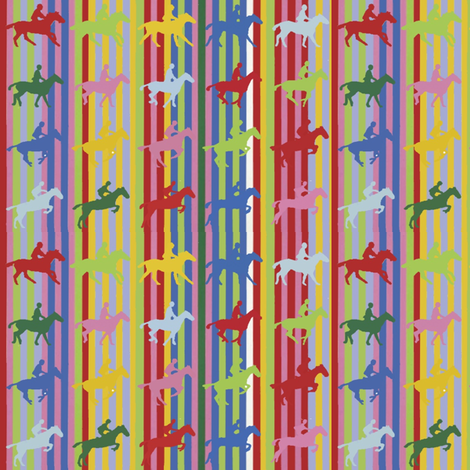 Muybridge stripe fabric by ragan on Spoonflower - custom fabric