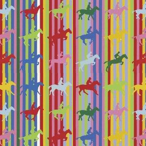 Muybridge stripe
