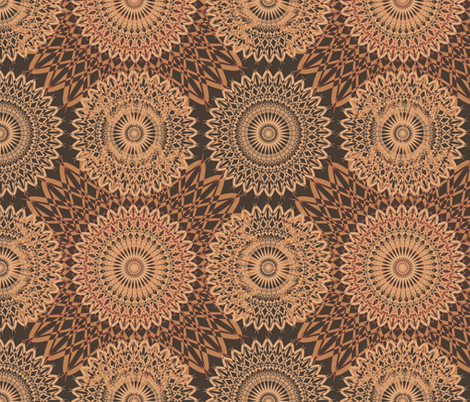 Grandma Neo - Chaos fabric by telden on Spoonflower - custom fabric