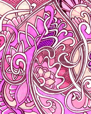 Pink Heart Hideaway
