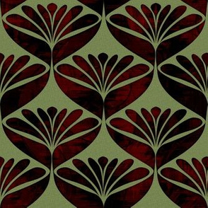 tortoiseshell scallops