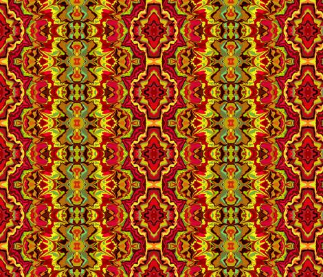 Safari-tastic fabric by groovity on Spoonflower - custom fabric