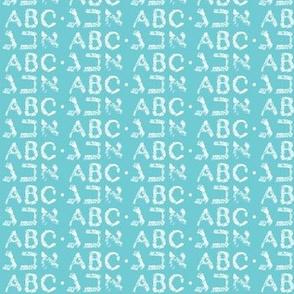 Alphabet : Aleph Bet