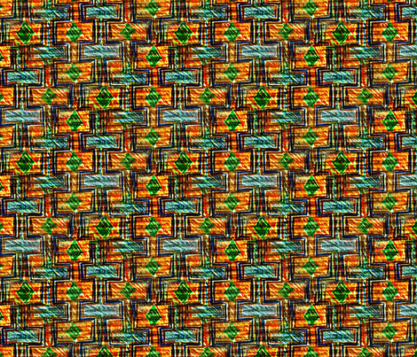 Africa fabric by arts_and_herbs on Spoonflower - custom fabric