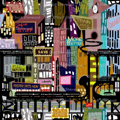 Midcentury City