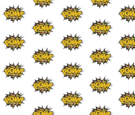 POW2 fabric by emfaulkner on Spoonflower - custom fabric