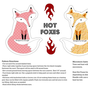 Hot Foxes