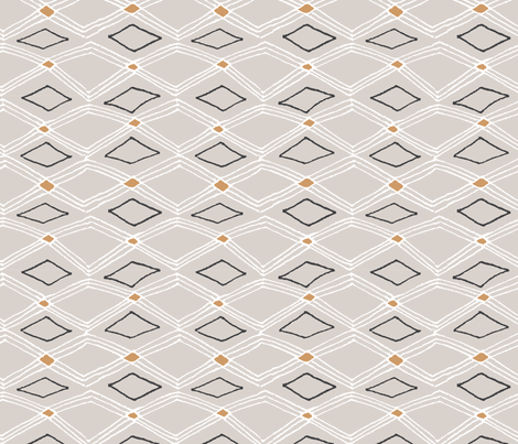 l'afrique fabric by coisasfugidias on Spoonflower - custom fabric