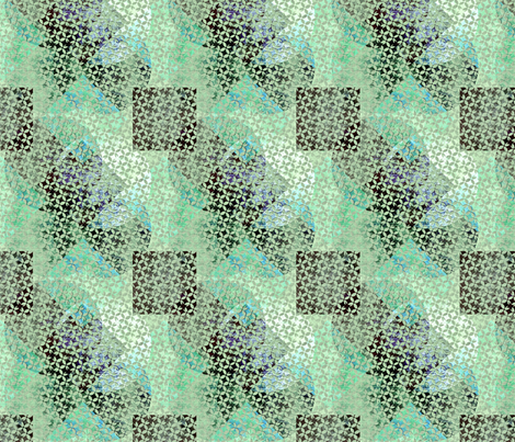 Inspired by India - Cool Breezes fabric by glimmericks on Spoonflower - custom fabric