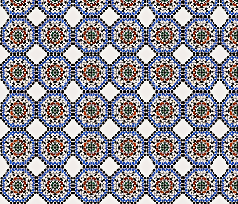 Morocco One fabric by rachellousews on Spoonflower - custom fabric
