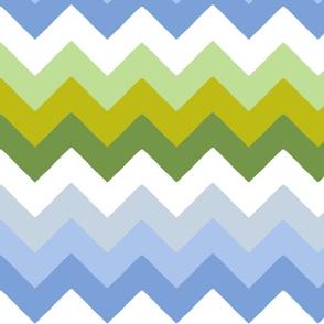 chevron_double_vert__bleu_M