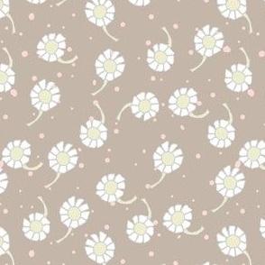 Henrietta hamster coordinating fabric