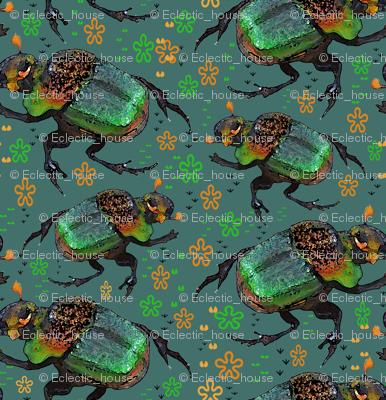 Beetle Beetles (from my photo)