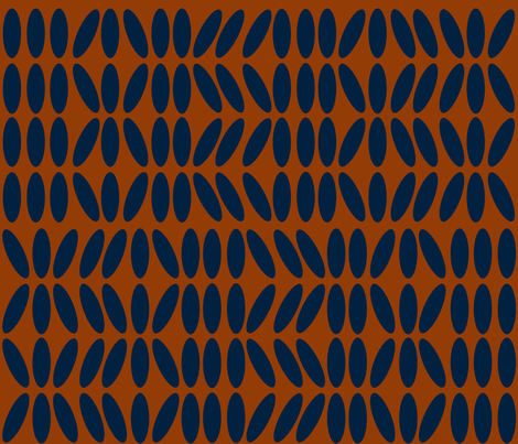 Kenya rust fabric by demouse on Spoonflower - custom fabric